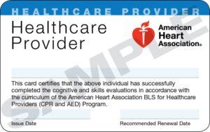 AHA-BLS-Card
